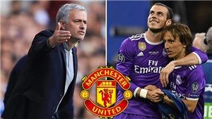 CHUYỂN NHƯỢNG M.U 08/08: Mourinho quyết mua Bale, nhắm Danny Rose, và tái khởi động vụ Fabinho