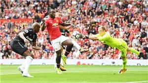 Cứ đá như này, Lukaku ghi 30 bàn cho M.U chỉ là... chuyện nhỏ