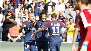 PSG 2-0 Amiens: Háo hức chờ đón, rốt cuộc Neymar không được đá vì... giấy tờ