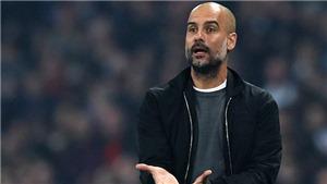 Chật vật hạ đội hạng hai, Guardiola đổ lỗi cho... quả bóng Mitre