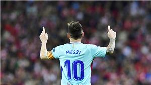 Video clip highlights bàn thắng trận Athletic Bilbao 0-2 Barcelona