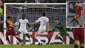 ĐIỂM NHẤN Roma 3-0 Chelsea: Nỗi thất vọng Morata. Hàng thủ Chelsea quá tệ