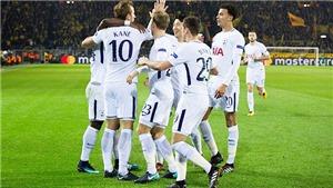 Video clips highlights bàn thắng trận Dortmund 1-2 Tottenham