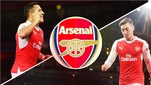 Bế tắc với Sanchez và Oezil, Arsenal đang ném tiền qua cửa sổ
