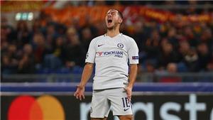 Video clip highlights bàn thắng trận Roma 3-0 Chelsea