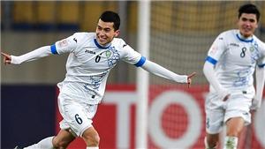 10 thống kê KHÔNG THỂ BỎ QUA về trận chung kết U23 Việt Nam – U23 Uzbekistan