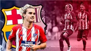 CHUYỂN NHƯỢNG 13/3: Barca đạt thỏa thuận với Griezmann, M.U nhắm Matuidi, Liverpool hét giá Salah