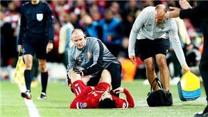 Mohamed Salah chấn thương nặng hay nhẹ? Vì sao HLV Klopp bức xúc?
