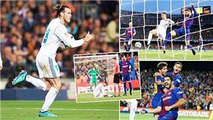 ĐIỂM NHẤN Barcelona 2-2 Real Madrid: Ronaldo lo mất Champions League, Kinh điển còn nguyên sức nóng