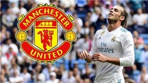 CHUYỂN NHƯỢNG 8/6: M.U phá kỷ lục vì Bale, Real Madrid nhắm Oblak, Liverpool đã có Nabil Fekir