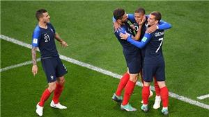Cục diện bảng C: Pháp sớm giành vé, cửa cực hẹp cho Australia