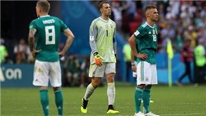 Đoản khúc World Cup: Bông hồng cho những người ngã ngựa