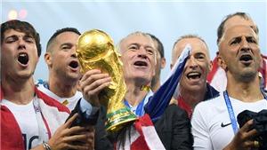 Deschamps tiết lộ bí quyết vô địch thế giới; Dalic ấm ức vì quả 11m tranh cãi