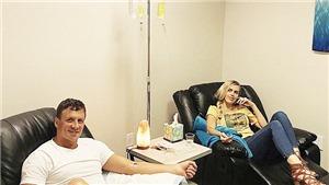 Kình ngư Ryan Lochte bị cấm thi đấu 14 tháng vì một khoảnh khắc...  'câu like'