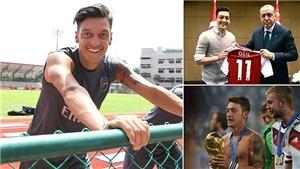 Oezil từ giã tuyển Đức, Arsenal sẽ hưởng lợi nhất