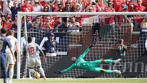 M.U 1-4 Liverpool: Shaqiri lập siêu phẩm, The Kop đại thắng