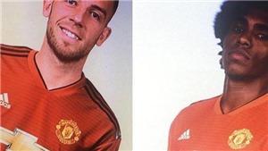 Thực hư vụ Alderweireld và Willian lộ hình ảnh mặc áo đấu M.U