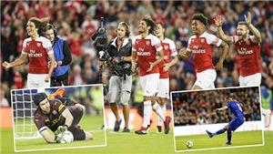 ĐIỂM NHẤN Arsenal 1-1 Chelsea (pen 6-5): Cech quyết cạnh tranh với Leno, Morata vẫn quá tệ