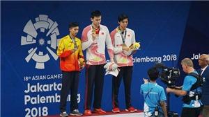 Huy Hoàng, người 'viết sử' cho bơi lội Việt Nam tại ASIAD