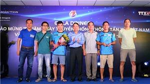 Kết thúc Hội khỏe Thông tấn xã Việt Nam lần thứ 2: Thể thao & Văn hóa giành 1 HCV, 2 HCĐ