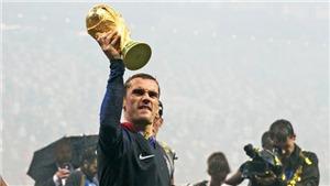 Griezmann: 'Bóng vàng phải thuộc về người Pháp chứ không phải Ronaldo, hay Messi'