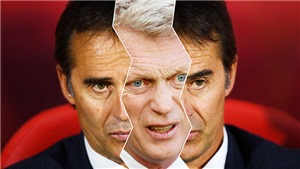 Julen Lopetegui là.... David Moyes của Real Madrid