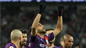 ĐIỂM NHẤN Tottenham 0-1 Man City: Mahrez tỏa sáng, tri ân chủ tịch Leicester. Wembley vẫn là nỗi ám ảnh của Spurs