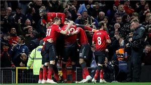 Video M.U 3-2 Newcastle: Ngược dòng ngoạn mục giải cứu Mourinho