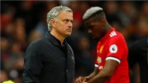 HLV Jose Mourinho đang là kẻ cô đơn nhất ở M.U