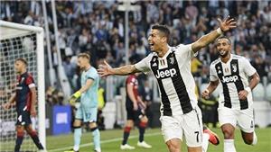 Video Juventus 1-1 Genoa: Ronaldo lập kỷ lục, Juve vẫn đứt mạch toàn thắng