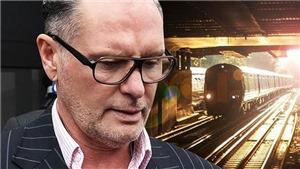 NÓNG! Paul Gascoigne bị buộc tội tấn công tình dục trên tàu hỏa