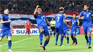 Thái Lan vs Singapore (19h00, 25/11): Quyết tử ở Rajamangala (VTV6, VTC3 trực tiếp bóng đá)