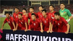 HLV Park Hang seo đã xoay vòng lực lượng tại AFF Cup 2018 như thế nào?