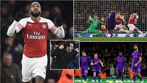 ĐIỂM NHẤN Arsenal 1-1 Liverpool: Mane mất oan bàn thắng, Milner tỏa sáng, Lacazette vẫn hay