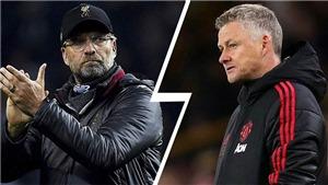 Cuộc đua vô địch Ngoại hạng Anh: Khi số phận Liverpool nằm trong tay... MU