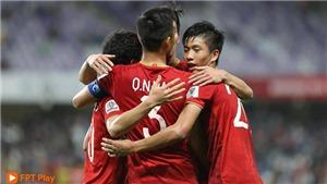 PHÂN TÍCH: Khả năng xấu nhất khiến đội tuyển Việt Nam bị loại là gì?