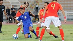 Thái Lan 1-2 Trung Quốc (KT): Thua ngược, Thái Lan dừng chân ở Asian Cup 2019
