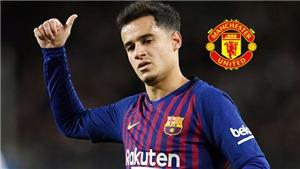 CHUYỂN NHƯỢNG M.U 30/1: Fellaini sang Trung Quốc, Coutinho có thể đến M.U, đại diện Mata gặp Barca