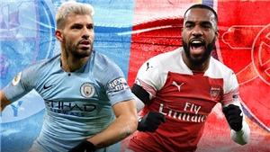 Ngoại hạng Anh ngày 3/2: M.U bám sát Top 4, Man City hạ gục Arsenal