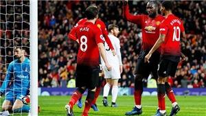 Ngoại hạng Anh ngày 9/2: Liverpool tái chiếm ngôi đầu, M.U vào Top 4