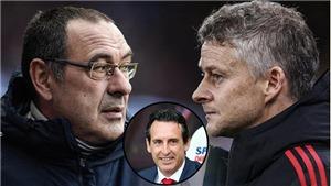 Cuộc đua Top 4 Ngoại hạng Anh: Arsenal tràn trề cơ hội, MU đại chiến Chelsea