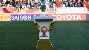 Lễ bốc thăm VCK U23 châu Á 2020 diễn ra khi nào? Ở đâu?