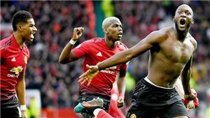 Romelu Lukaku ghi 4 bàn/2 trận gần nhất: Thích nghi để tồn tại
