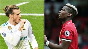 Tin HOT MU 12/4: Real Madrid gạ đổi Bale lấy Pogba, Lukaku trái ý Ole, MU chi đậm giữ Rashford