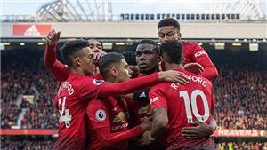 VIDEO MU 2-1 West Ham: Pogba tỏa sáng, Quỷ đỏ vượt mặt Arsenal,gửi thông điệp đến Barca