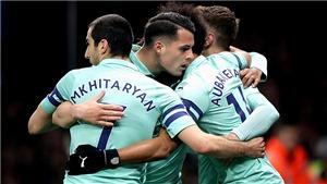 VIDEO Watford 0-1 Arsenal: Pháo thủ nhận quà khó tin, trở lại Top 4