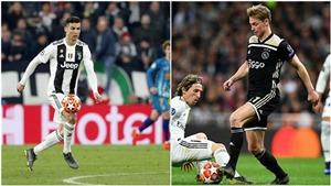 Sao Ajax cảnh báo Ronaldo và Juventus trước thềm tứ kết Champions League