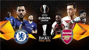 VIDEO: Bàn thắng và highlights Chelsea 4-1 Arsenal