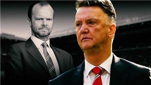 Louis van Gaal: 'MU sa sút vì Ed Woodward là một gã chẳng biết gì về bóng đá'