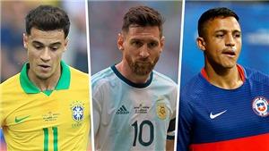 Lịch thi đấu Copa America 2019: Tứ kết Copa America 2019 đá theo thể thức đặc biệt